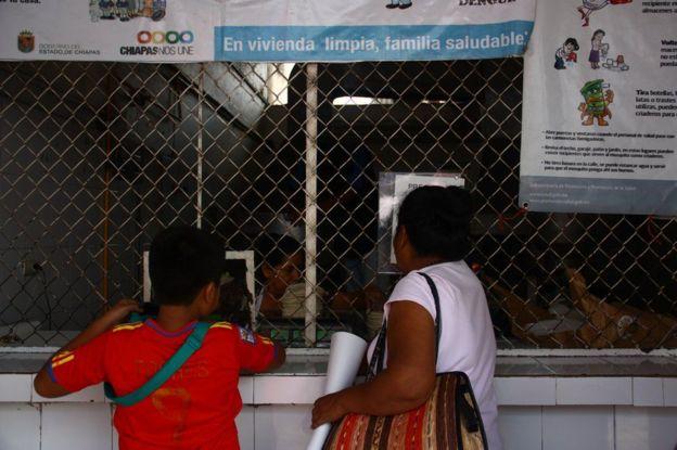 Las solicitudes de asilo de centroamericanos en México se multiplicaron en los últimos años (Foto: Leire Ventas)