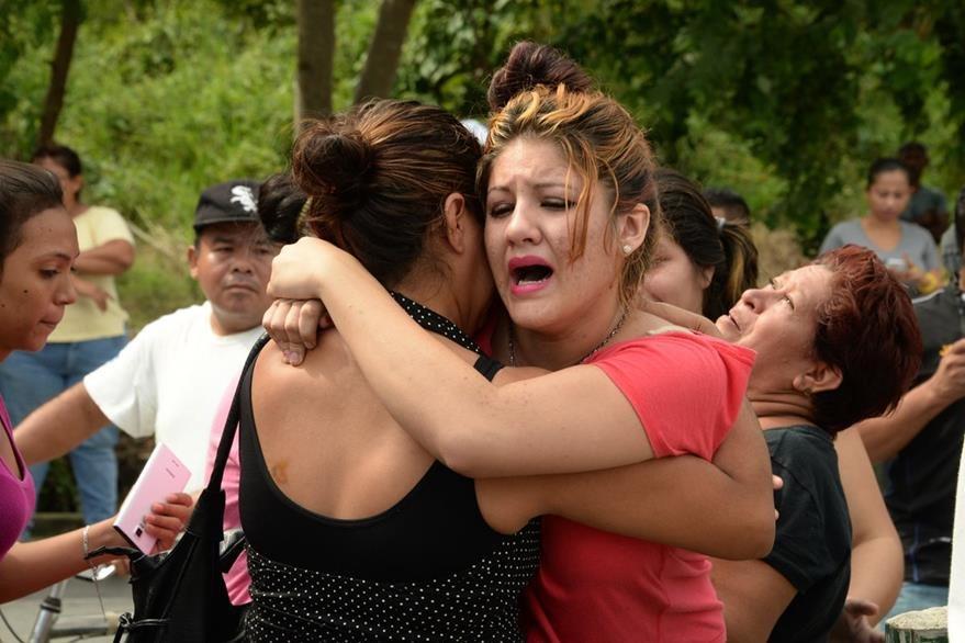Los asesinatos de conductores de autobús y taxis son habituales en Honduras. (Foto Prensa Libre: AFP).