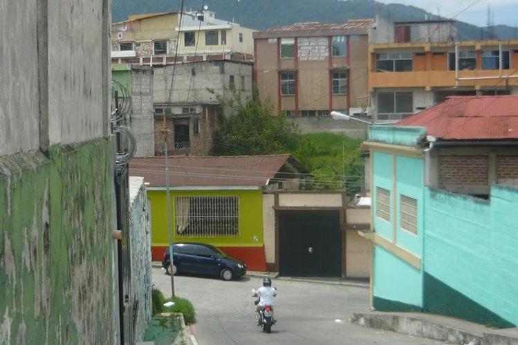 Pobladores de la cabecera de San Marcos reportan fuerte sismo. (Foto Prensa Libre: Genner Guzmán)