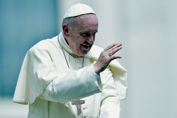 El papa Francisco viajará a Cuba en 2016. (Foto Prensa Libre: AFP).