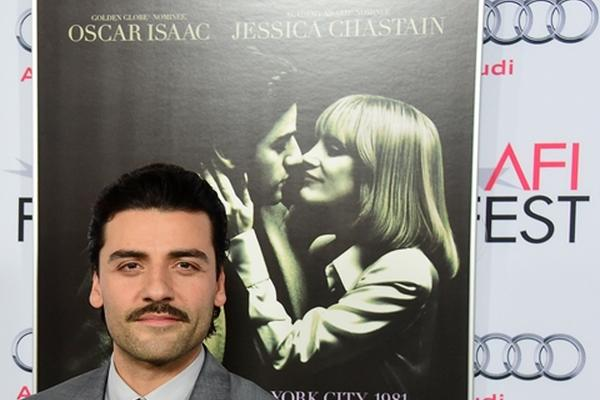 <p>Óscar Isaac protagoniza la cinta A most violent year (Foto Prensa Libre: AFP).</p>