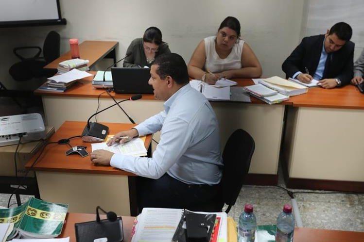José Antonio Coro, exedil de Santa Catarina Pinula, fue detenido al retornar de Estados Unidos el pasado 8 de octubre. (Foto Prensa Libre: Hemeroteca)