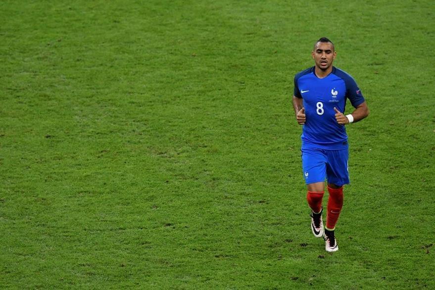 Dimitri Payet demostró su talento en la Euro. (Foto Prensa Libre: AFP)
