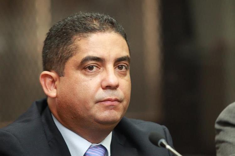 Juan Carlos Monzón, exsecretario de la ex vicepresidenta Roxana Baldetti. (Foto Prensa Libre: Hemeroteca PL).