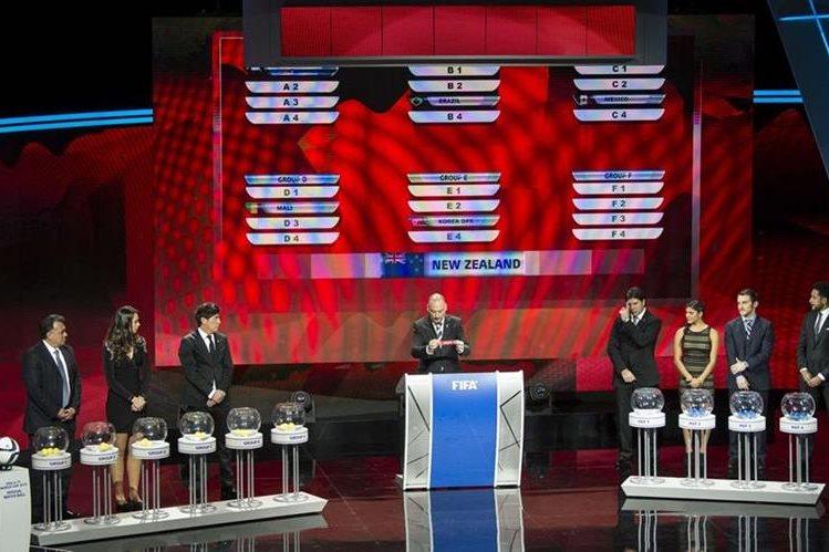 El Mundial Sub 17 de Chile se realizará del 17 de octubre al 8 de noviembre. (Foto Prensa Libre: EFE)