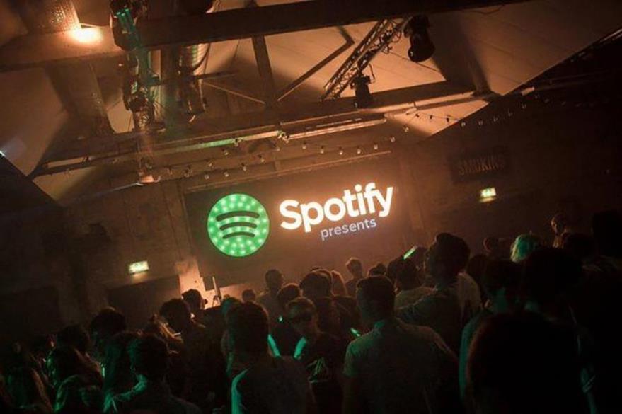 El líder de la música en línea Spotify incluirá videos como parte de su estrategia para construir una audiencia propia en este competitivo mercado. (Foto Prensa Libre: Hemeroteca PL)