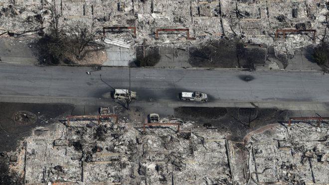 El gobernador de California, Jerry Brown, declaró el estado de emergencia para la zona. GETTY IMAGES