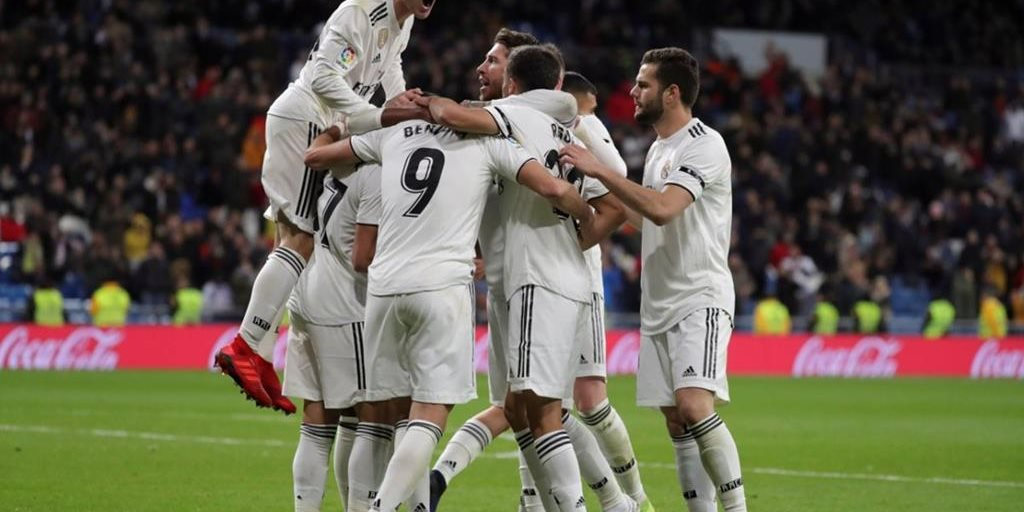 real madrid vence al legan s y toma ventaja en los octavos de final de la copa del rey. Black Bedroom Furniture Sets. Home Design Ideas