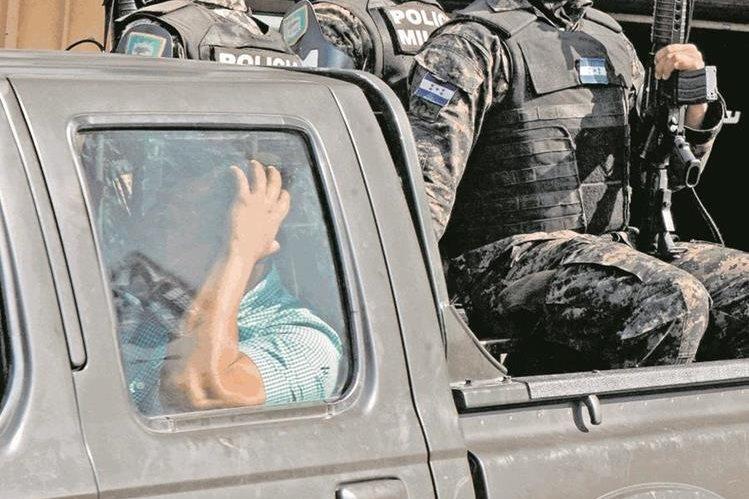 Policía refuerza calles de Honduras. (Foto: Hemeroteca PL)