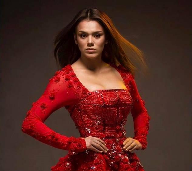 Miss Universo Guatemala, Virginia Argueta, viajará a México el próximo lunes. (Foto Prensa Libre: @rojmiguel)