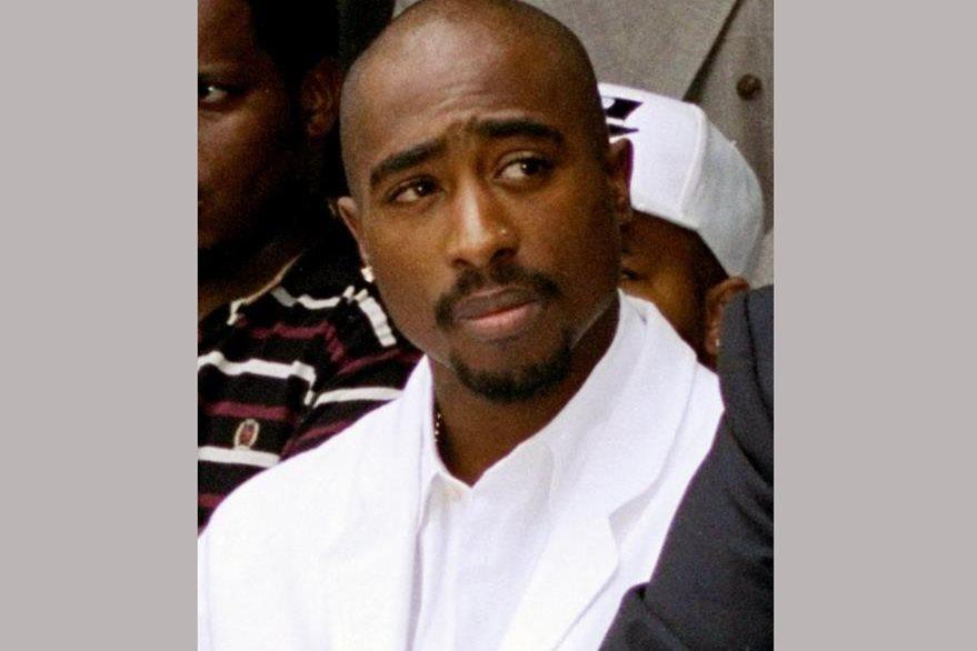 El rapero Tupac Shakur también era conocido como 2Pac. (Foto Prensa Libre: AP)