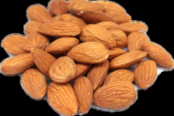 <p>Las almendras aumentan la cantidad de antioxidantes en sangre</p>