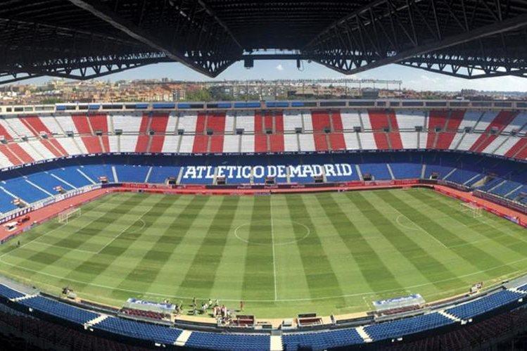 El Vicente Calderón albergó muchos momentos épicos e históricos para el Atlético de Madrid. (Foto Prensa Libre: Atlético de Madrid)