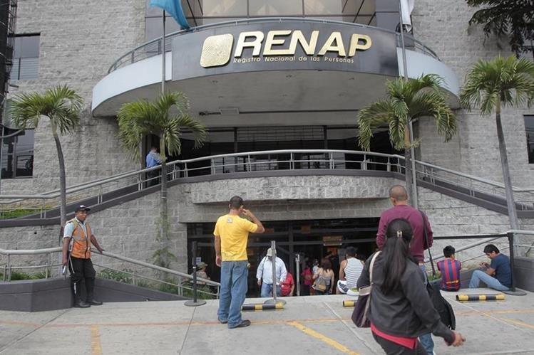 El Renap comienza proceso para elegir al nuevo director ejecutivo. (Foto Prensa Libre: Hemeroteca PL)