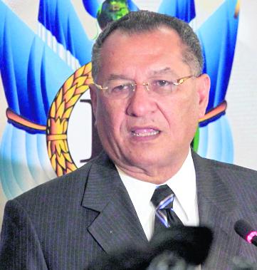 Arístides Crespo, diputado del FRG en 2007. (Foto: Hemeroteca PL)