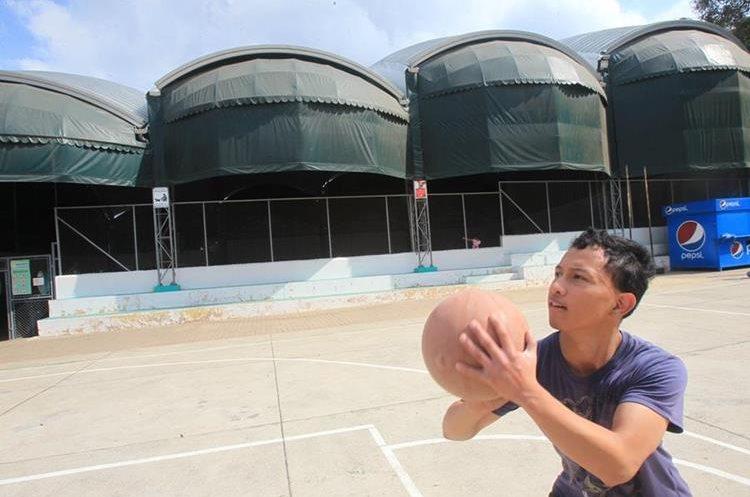 El domo es uno de los centros deportivos más atractivos.
