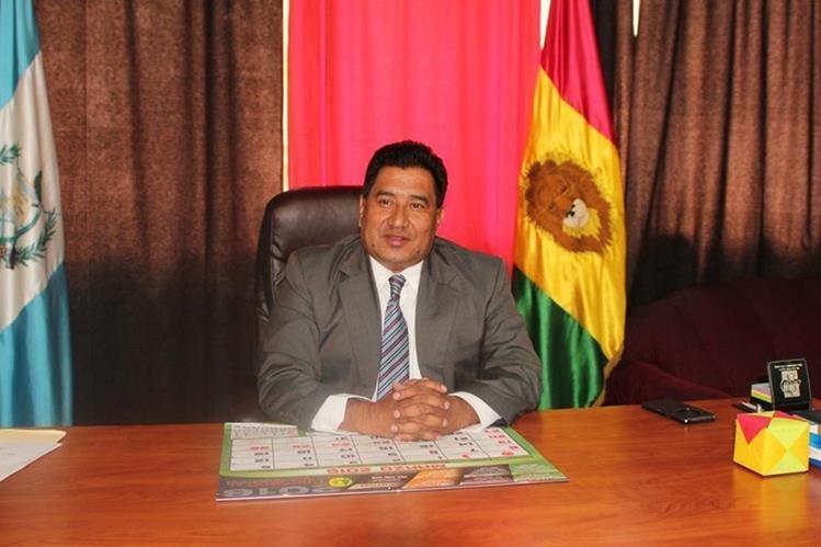 El nombramiento del gobernador de San Marcos Oswin René Morales Flores quedó en suspenso (Foto Prensa Libre: Hemeroteca PL)