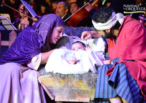Navidad en Orquesta pondrá ritmo y música a la Navidad. (Foto Prensa Libre: Navidad en Orquesta)