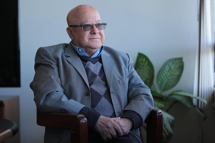 Lizardo Sosa, consultor asociado de Asíes. (Foto Prensa Libre: Hemeroteca PL)