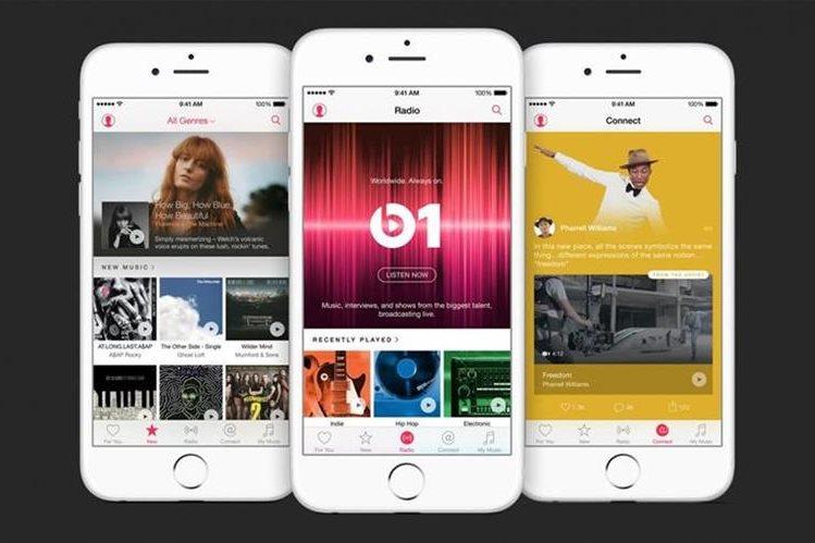 Apple Music ofrece un catálogo de más de 30 millones de canciones (Foto: Hemeroteca PL).