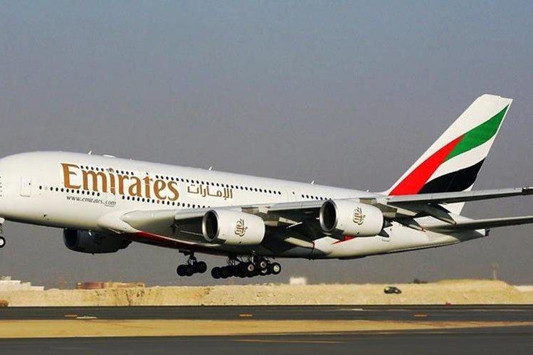La aerolínea Emirates efectuará vuelos largos. (Hemeroteca PL)