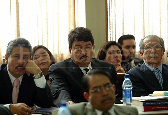 """Ríos Montt y otras 17 personas fueron procesadas por los disturbios del Jueves Negro en 2006 pero fueron absueltas por """"falta de pruebas"""".  (Foto: Hemeroteca PL)"""