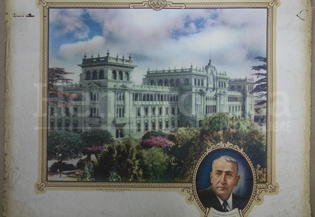 El máximo símbolo del régimen ubiquista es el Palacio Nacional, hoy centro cultural. (Foto: Hemeroteca PL)