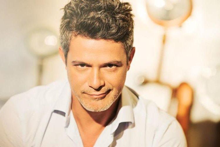 El cantante español promociona su disco Sirope. (Foto Prensa Libre: Hemeroteca PL)
