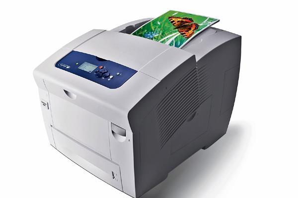La nueva impresora 8580 de Xerox.