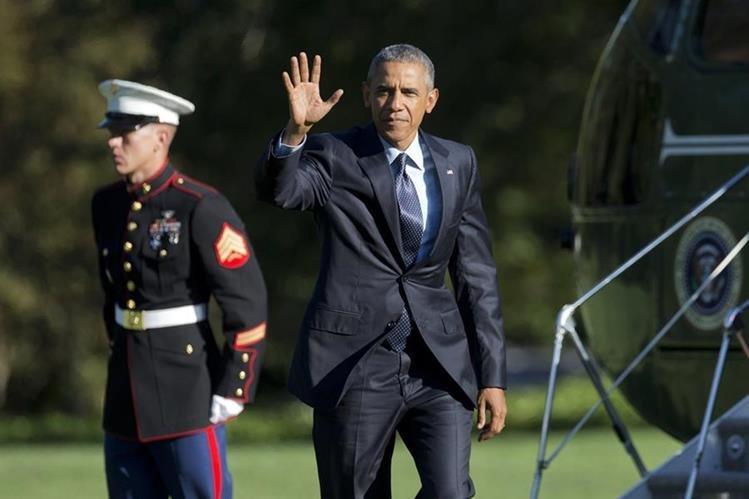 <em><em>Obama determinó este viernes la extensión por un año de sus poderes discrecionales en el trato de las sanciones a Cuba. </em>(Foto Prensa Libre: AP).</em>