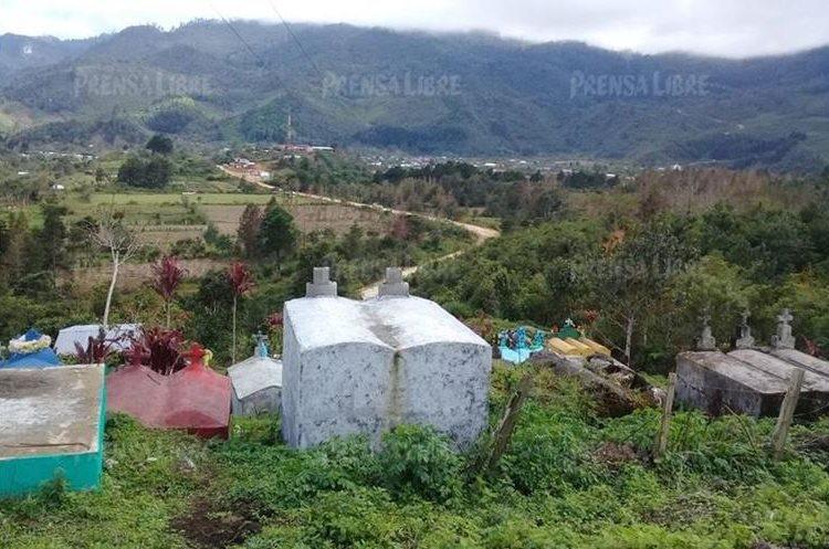 Para llegar a Yalambojoch, Nentón, Huehuetenango, se deben recorren largas distancias. (Foto Prensa Libre: Heidy Samayoa)