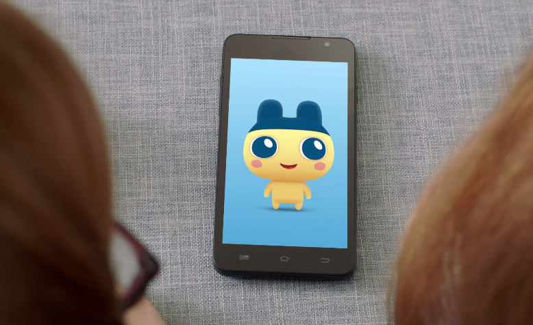 Los Tamagotchi volverán en una plataforma digital para teléfonos celulares (Foto Prensa Libre: YouTube).