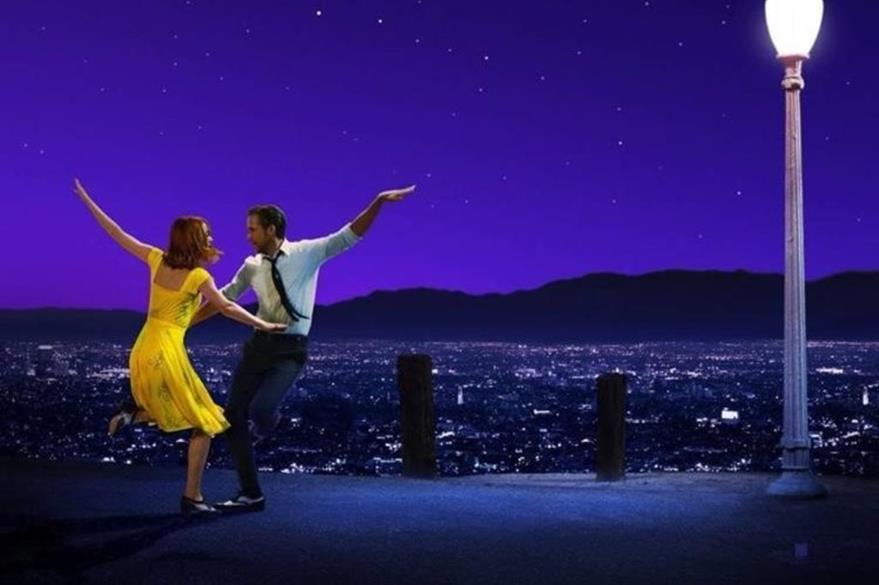 El musical La La Land es el gran favorito de los Bafta británicos con once postulaciones. (Foto Prensa Libre: Hemeroteca PL)