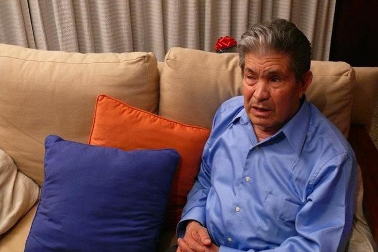 Mario René Matute, nació en la ciudad de Guatemala el 20 de agosto de 1932. Perdió la visión a partir de los 3 años y, a pesar de ello escribió más de 10 obras. (Foto Prensa Libre: Hemeroteca PL)