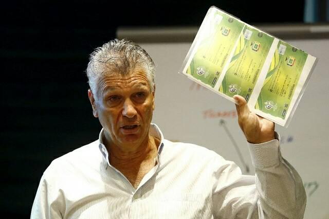 Benny Alon colabora con la justicia suiza en los casos de corrupción de la Fifa. (Foto Prensa Libre: estadiodeportes.mx)
