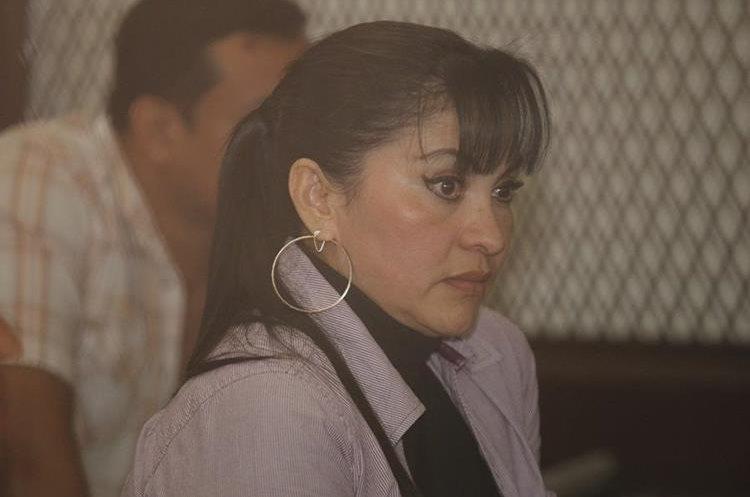 El juicio contra Marixa Lemus Reyes comenzó en marzo de 2015, acusada de ser la cabecilla de la banda criminal La Patrona.