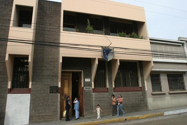 La APG respaldó a Prensa Libre a la vez que rechaza la injerencia del MP en la labor periodística. (Foto Prensa Libre: Hemeroteca PL)