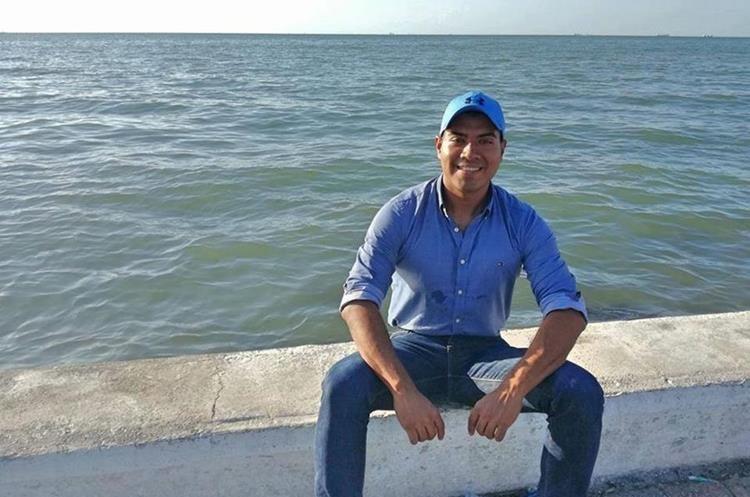 Edwin Daniel Ventura Paxtor falleció el pasado  28 de abril en el Hospital Roosevelt, luego de haber sido baleado. (Foto Prensa Libre: Mario Morales)