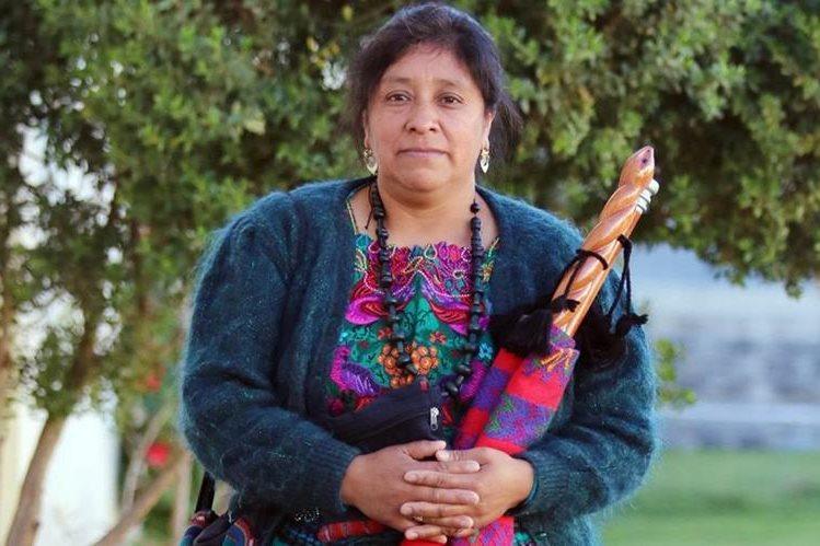 Graciela Velásquez encontró en su profesión su identidad. (Foto: Carlos Ventura)