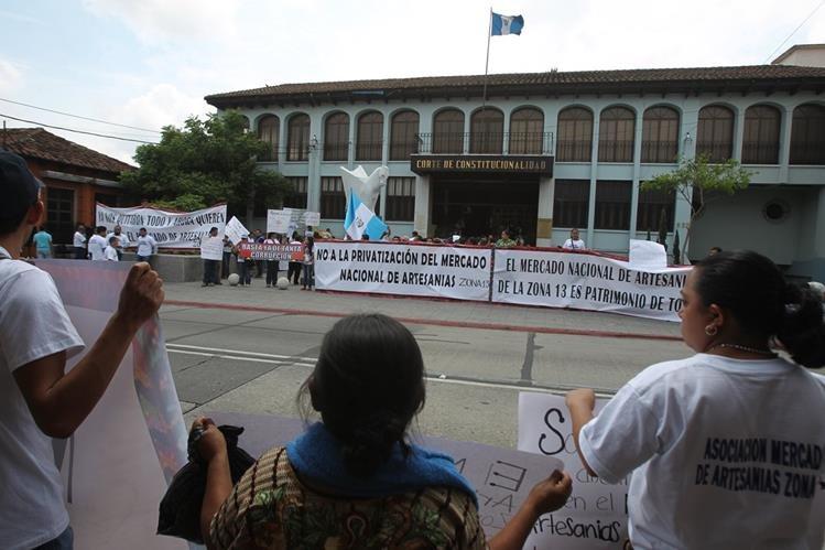 Corte de Constitucionalidad mantiene vigente las elecciones del próximo 6 de septiembre (Foto Prensa Libre: Hemeroteca PL)