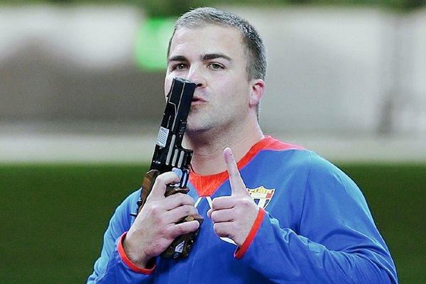 El tirador olímpico Leuris Pupo es una de las principales figuras de Cuba en los Juegos Panamericanos de Toronto 2015. (Foto Prensa Libre: Tomada de Internet)