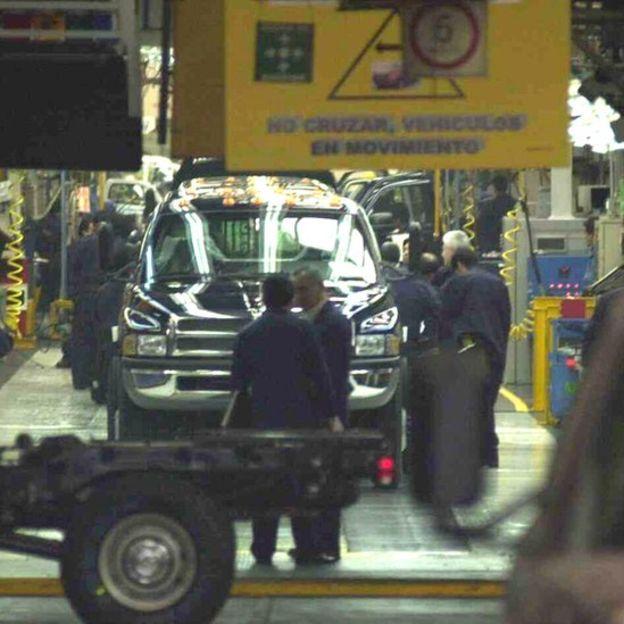 Chrysler todavía mantiene varias plantas en México. GETTY IMAGES