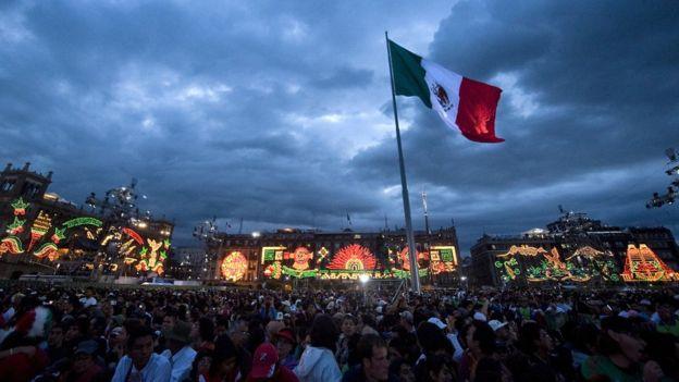 Una consulta a los habitantes de Ciudad de México podría ser una opción para definir su gentilicio. GETTY IMAGES