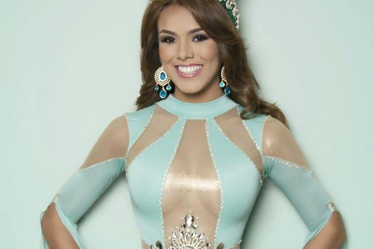 Virginia Argueta es originaria de Jutiapa y participa en Miss Universo, cuya gran final será el 30 de enero en Filipinas. (Foto: Hemeroteca PL).