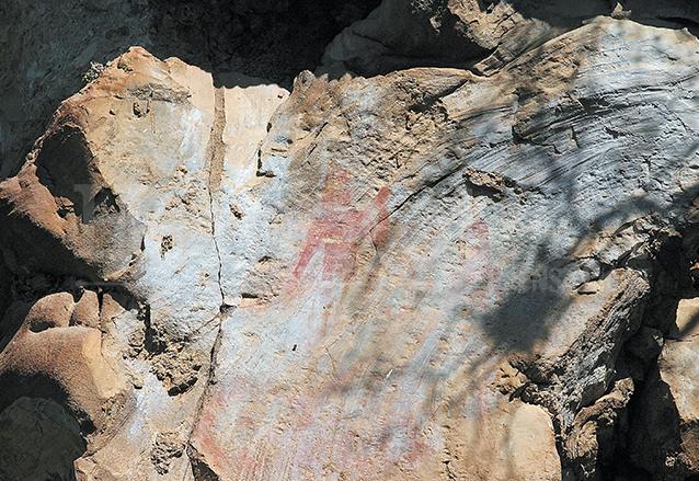 El Diablo Rojo, descubierto en Amatitlán, es de estilo olmeca. (Foto: Hemeroteca PL)