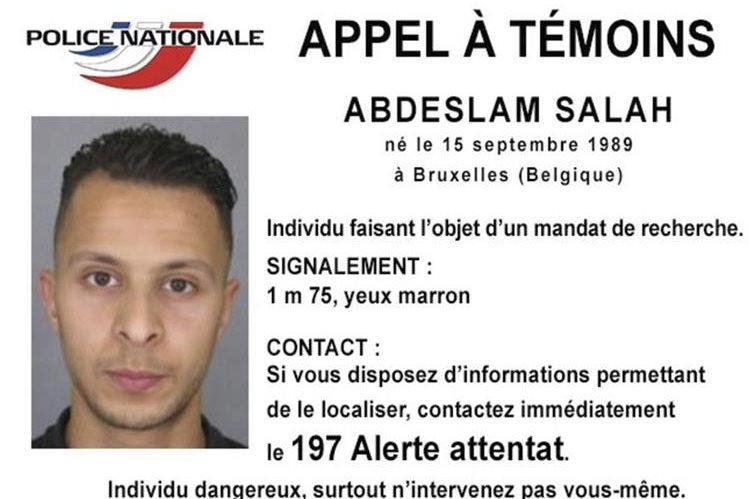 Salah Abdeslam, detenido en Bruselas, se le vincula con los ataques de París. (AFP)