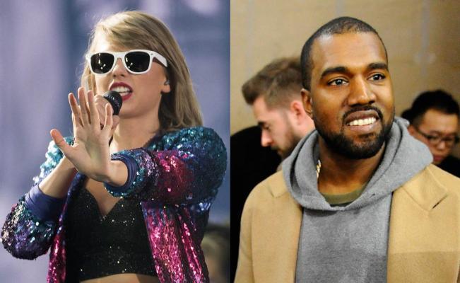 Otra vez problemas entre Kanye West y Taylor Swift. (Foto Prensa Libre: Hemeroteca PL)