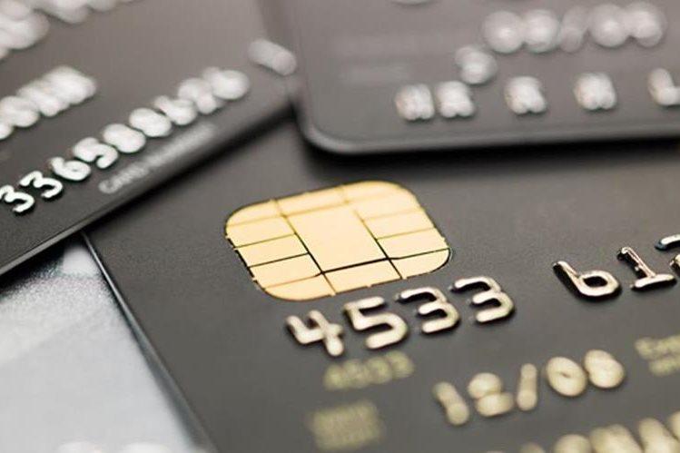 La tarjeta de crédito no está hecha de plástico. (Foto Prensa Libre: JPMorgan Chase via AP)