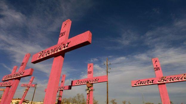 Se estima que en las últimas dos décadas alrededor de 1.500 mujeres fueron víctimas de feminicidios en Ciudad Juárez. AFP