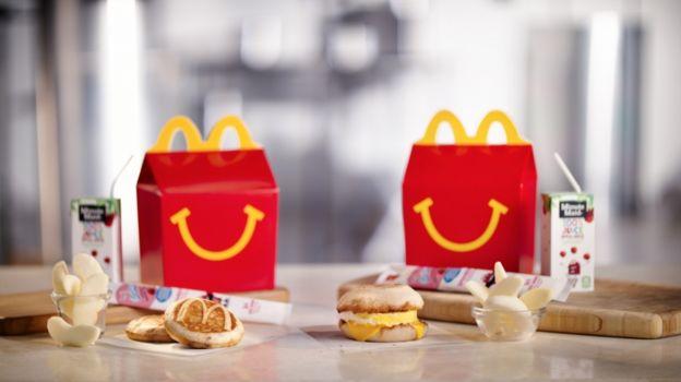 En Estados Unidos, McDonald